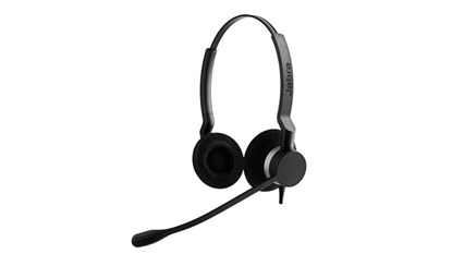 Immagine di Jabra Biz 2300 Duo - Cuffia per contact center QD