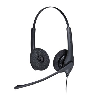 Immagine di Jabra Biz 1500 Duo - Cuffia per contact center QD entry level