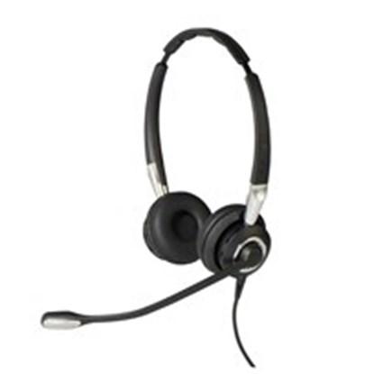 Immagine di Jabra Biz 2400 II Duo - Cuffia per contact center Usb e Bluetooth