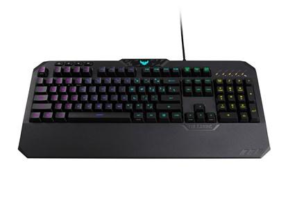 Immagine di Asus TUF Gaming K5 RGB