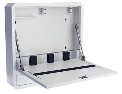 Immagine di Techly ICRLIM01W2 - Box di Sicurezza per Notebook e Accessori Prof. 127