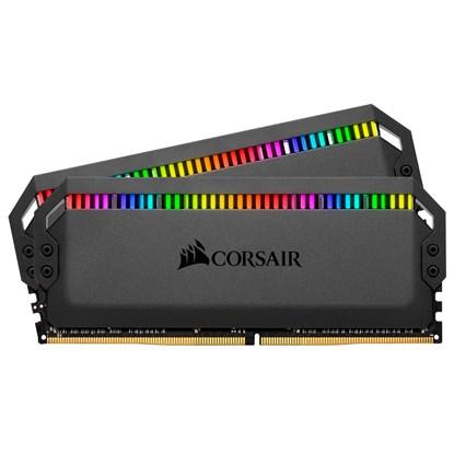 Immagine di Corsair Dominator Platinum RGB CMT32GX4M2K4000C19 - DDR4 32GB (2x16GB)