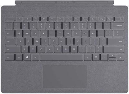 Immagine di Microsoft Surface Pro Signature Type Cover Charcoal  - FFQ-00150