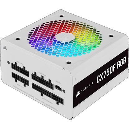 Immagine di Corsair  CX750F RGB White