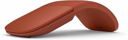 Immagine di Microsoft Surface Arc Mouse Rosso Papavero - FHD-00077